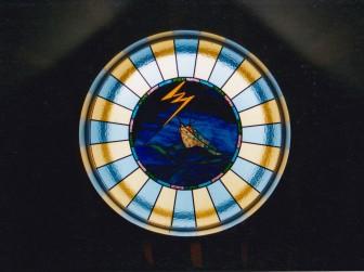 (29)兵庫県神戸市中央区 教会 丸窓