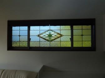兵庫県宝塚市 リビングダイニング 引違い窓