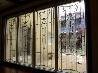 兵庫県宝塚市 K様邸 玄関ホール&吹き抜け&応接室&室内ドア