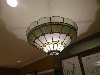 (39)阪府大阪市 梅田 ピッツェリアくま食堂様 天井照明