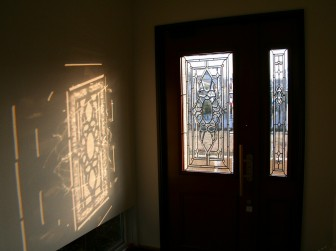 兵庫県芦屋市 Y様邸 玄関親子ドア 積水ハウス 施工前後比較写真