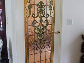 兵庫県芦屋市 S様邸 マンション室内ドア(リビング)施工前後比較写真
