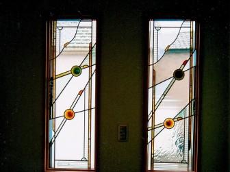 兵庫県加古川市 Y様邸 廊下はめ殺し窓 施工前後比較写真