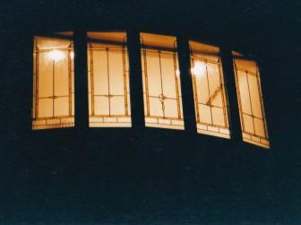 ホール 連窓 ヘーベルハウス