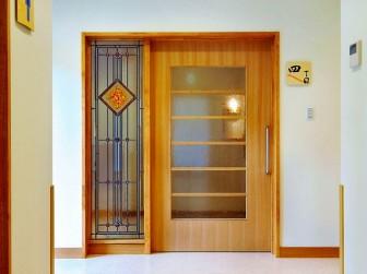 (7)滋賀県草津市 介護老人福祉施設なみき様 ・窓に多数設置
