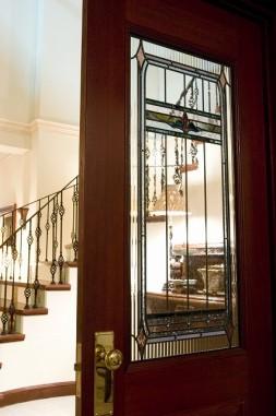 応接室の入り口ドア