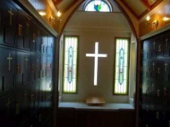 奈良県橿原市 ルーテル教会様 セミオーダーTW-18(アレンジ)