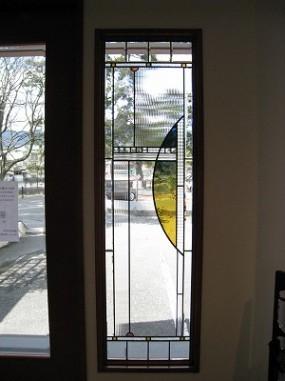 フリモント社アンティークガラス使用