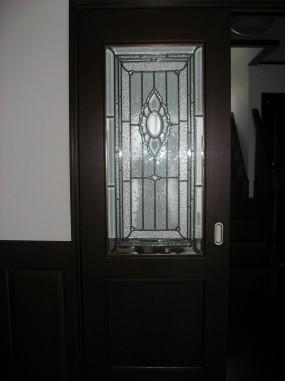 室内ドア(リビング)