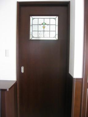 室内ドア(ダイニング)