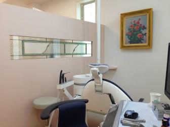 (17)兵庫県川西市 市川歯科医院様 間仕切り壁 セミオーダーTW-13(アレンジ)
